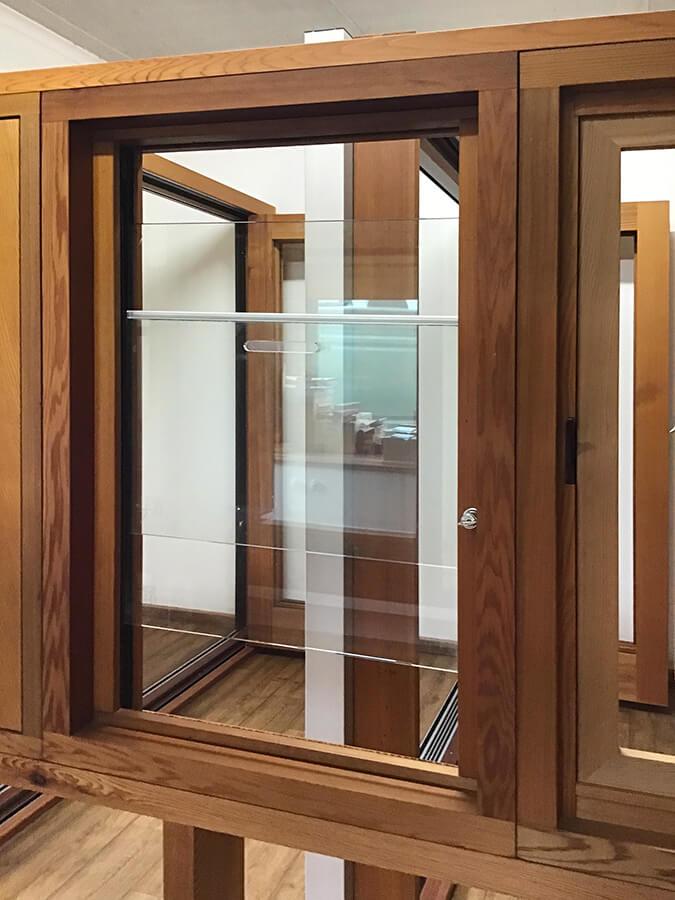 Wooden Doors & Timber Windows Showroom