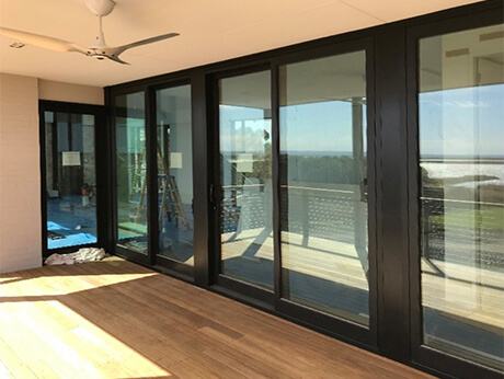European Timber Lift & Slide Doors