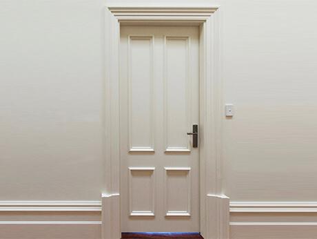 Four Panel Wooden Doors